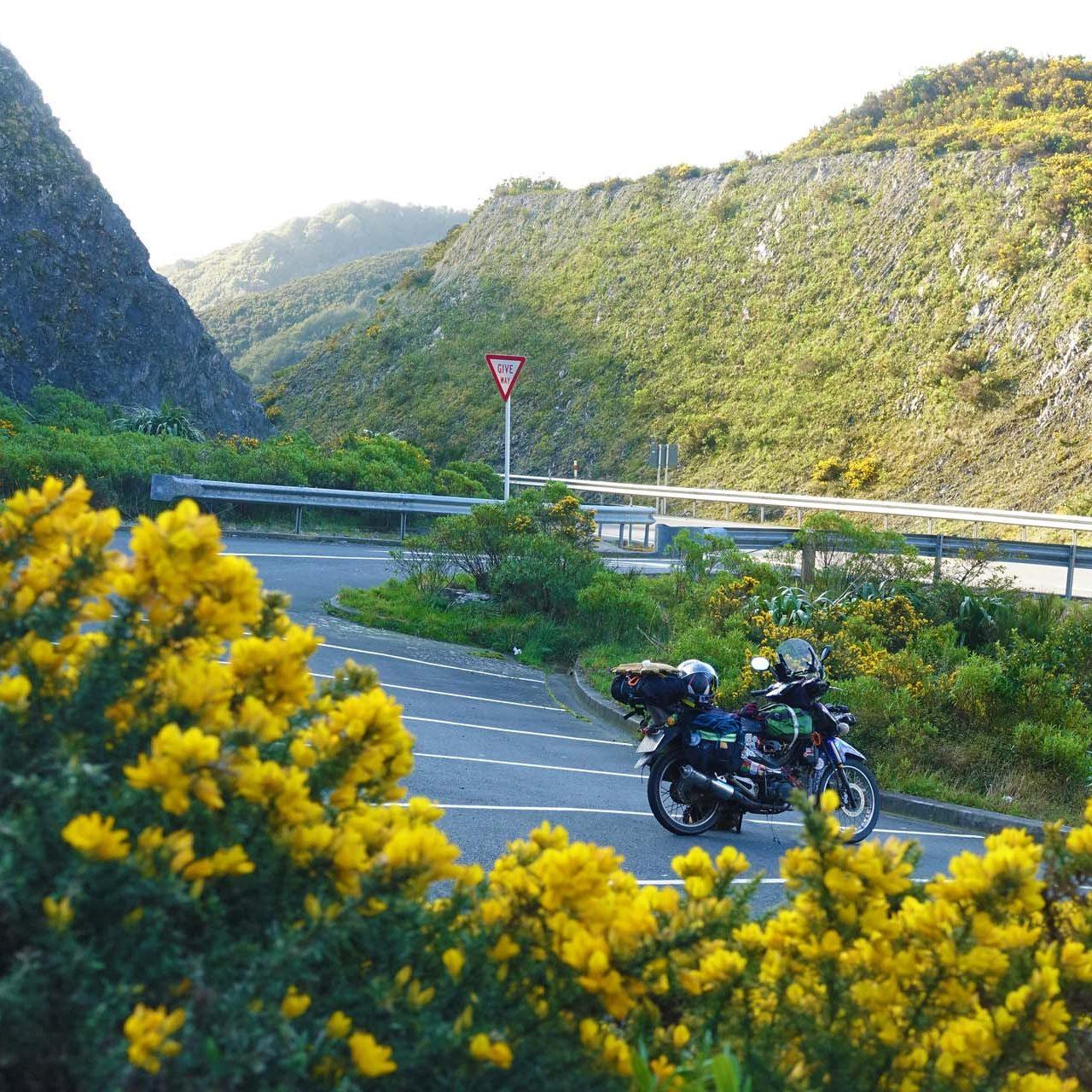 Christchurch - Khoa's bike