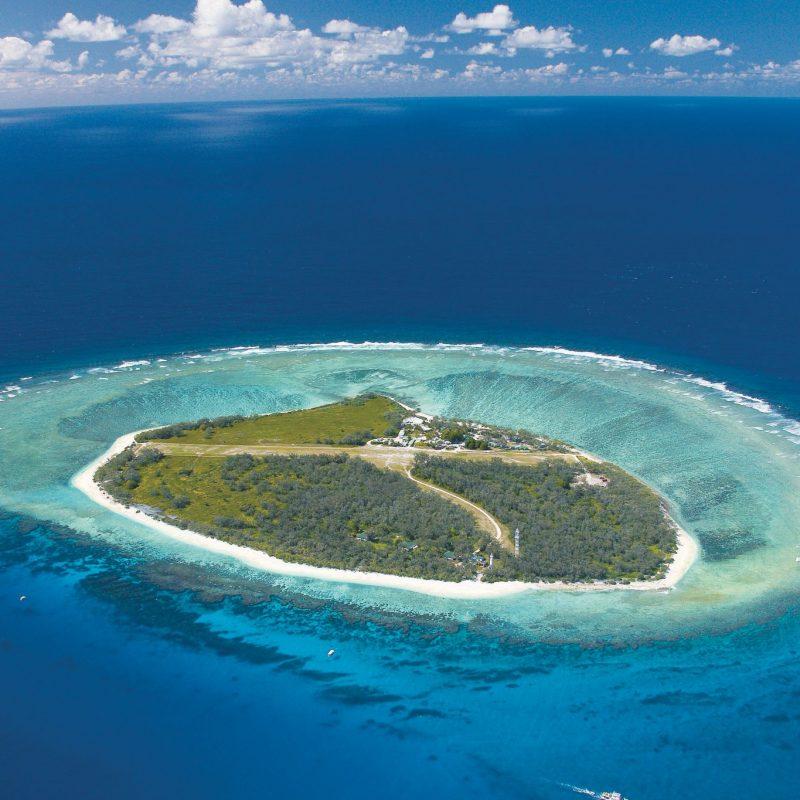 Lady Elliot Island, QLD