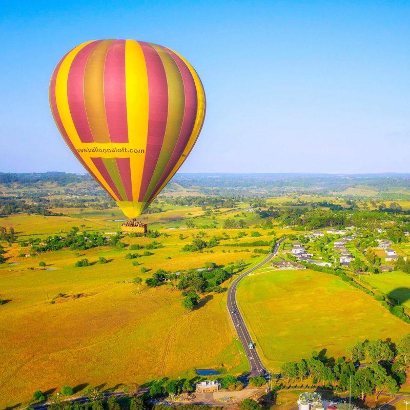 Camden Hot Air Balloon