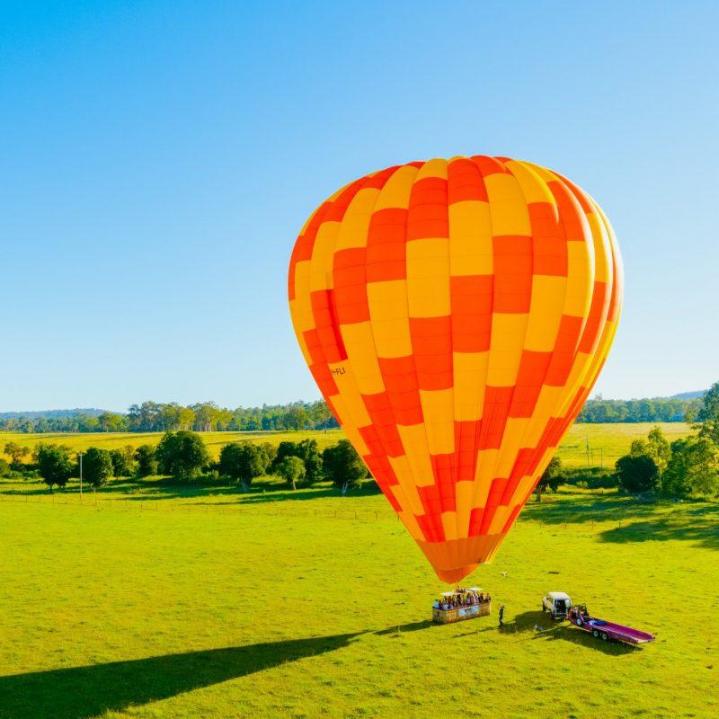 Gold Coast Hot Air Balloon
